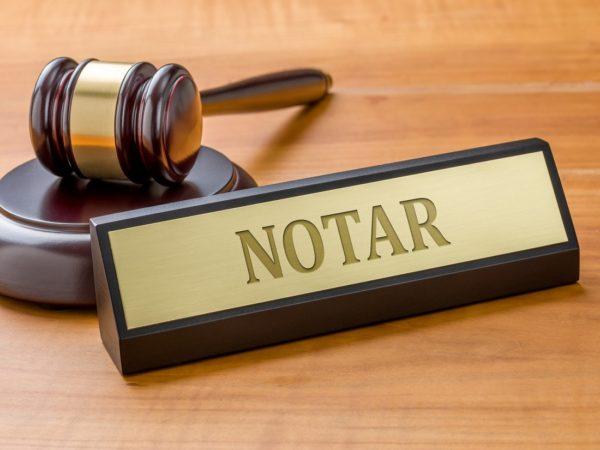 Ali moram pri notarju overiti pogodbo? (Overitev pogodbe – zemljiškoknjižnega dovolila)